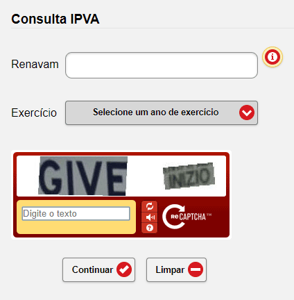 IPVA 2020 MS - Imposto Automotivo Mato Grosso do Sul 2020