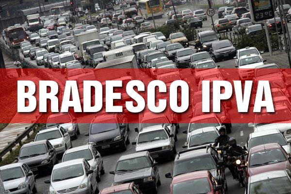 Bradesco IPVA 2020 - Pagamento de Guia e emissão de segunda via